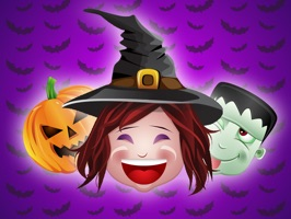 Halloween Stickers from Halloween Solitaire