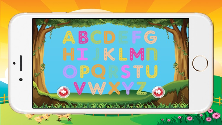 ABCD Alphabet Phonic Tracing Flashcards Toddlers