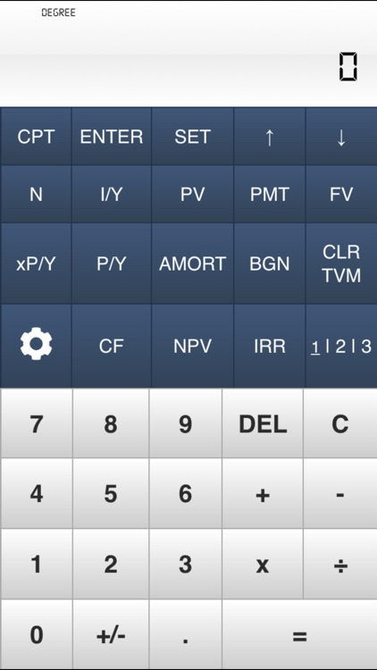 Financial Calculator±