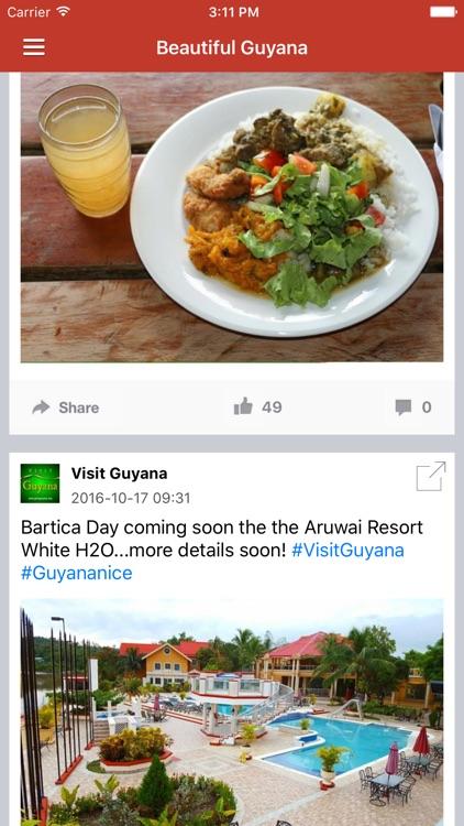 Guyana News & Radio Pro screenshot-3