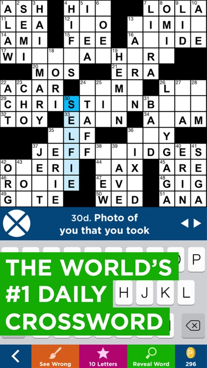 Daily Celebrity Crossword screenshot-0
