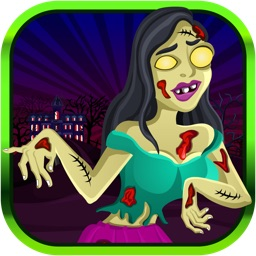 The Running Dead  Zombie Race - Fun Skating Monster Escape Game