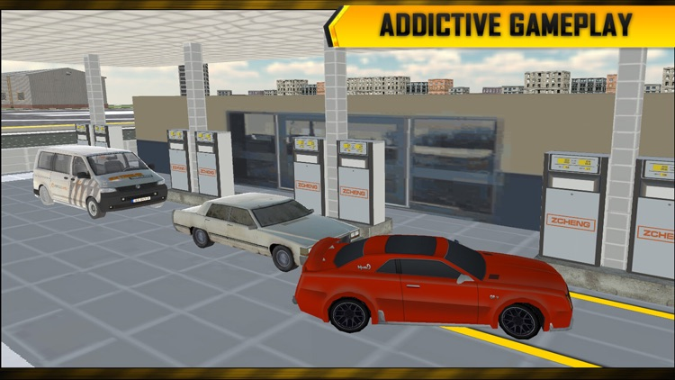 City Traffic Car Driving School Rebirth 2017 screenshot-3