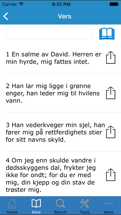 Bibelen på Norsk (Bible in Norwegian) screenshot-2