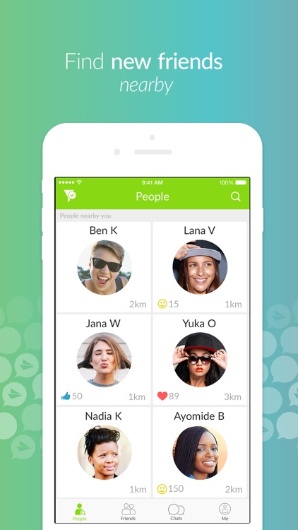 Jongla - Social Messenger screenshot-1