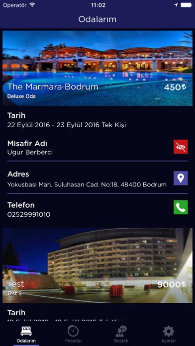 OtelSonDakika-Otel Rezervasyon screenshot two