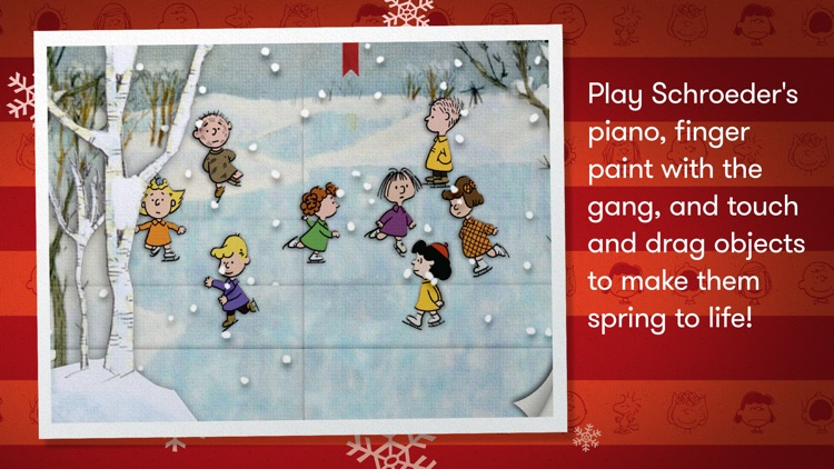 A Charlie Brown Christmas + iMessage Sticker Pack! screenshot-3