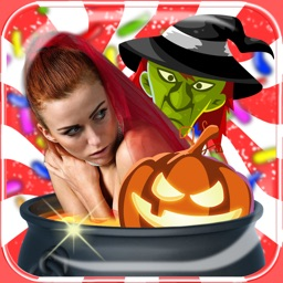 Halloween Photo Booth: Scary Effects and Stickers