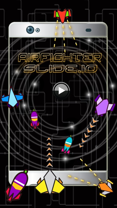 Air Fighter Slide.io app image