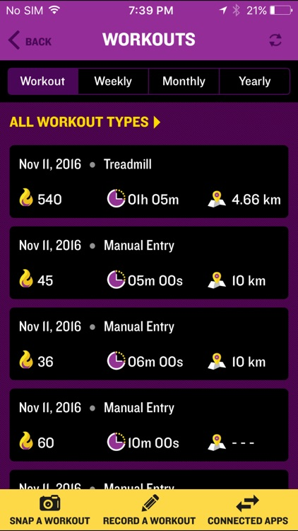 Planet Fitness screenshot-3