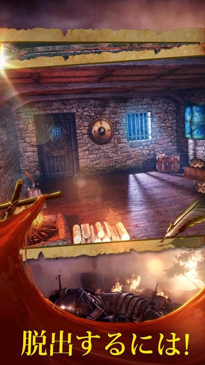 脱出ゲーム:お城脱出パズルゲーム無料人気