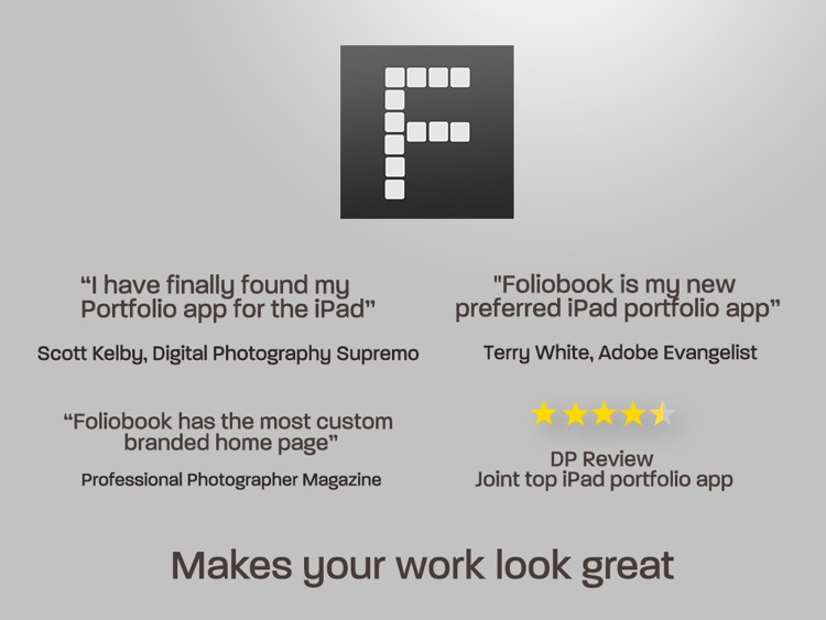 Foliobook Photo Portfolio screenshot-4