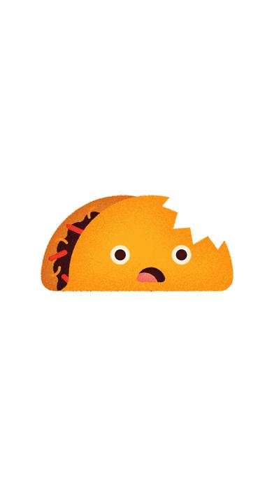 Taco Spin StickersScreenshot of 1