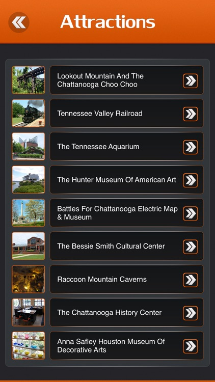 Chattanooga City Guide