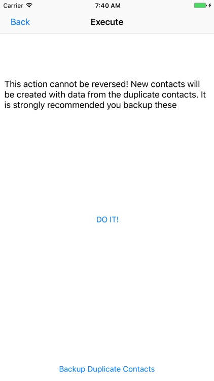 Contact Organizer screenshot-4