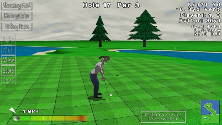 GL Golf screenshot-4