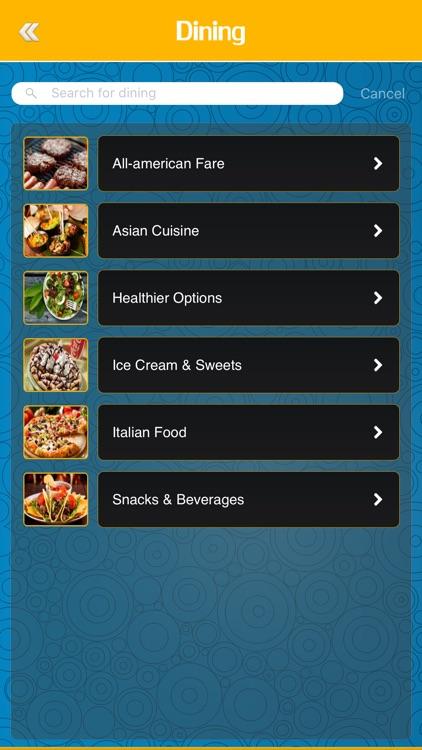 Great App for Six Flags Fiesta Texas screenshot-3