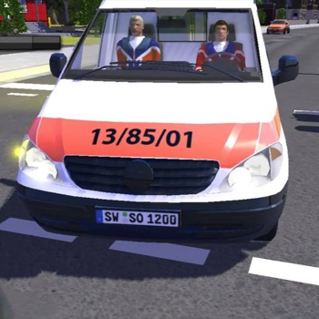 City Ambulance Rescue Duty Simulator 2017