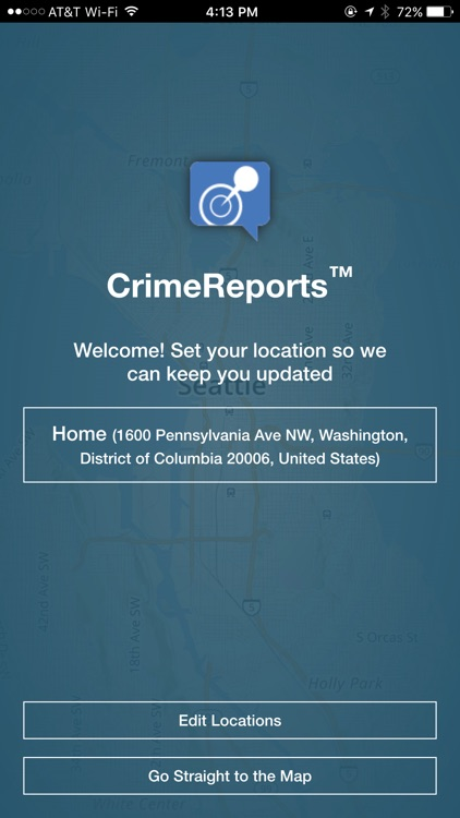 CrimeReports by Motorola Powered by Socrata
