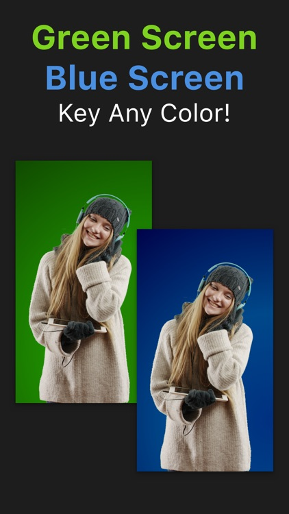 Green Screen Pro - The Chroma Key Camera