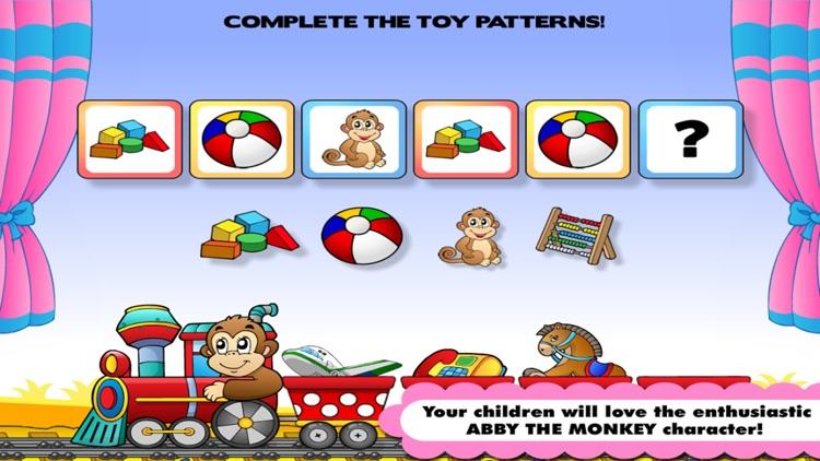 Abby Monkey Basic Skills Pre K screenshot-4