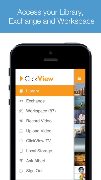 ClickView screenshot-3