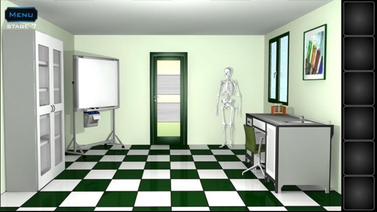 邏輯推理:逃離神秘的連環密室