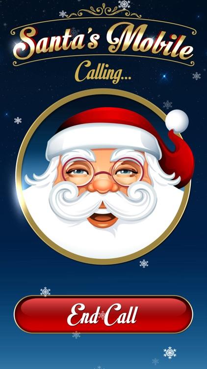 Santa Voicemail screenshot-3