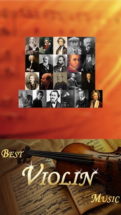 violin music collection HD - classical music radio