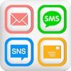 メール定型文&SNS&SMS-テンプレートで帰宅や遅刻連絡を最速に