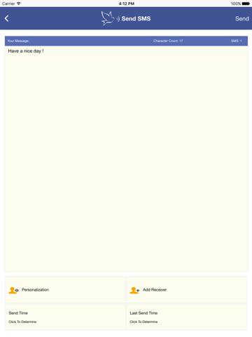 Screenshot of Posta Güvercini