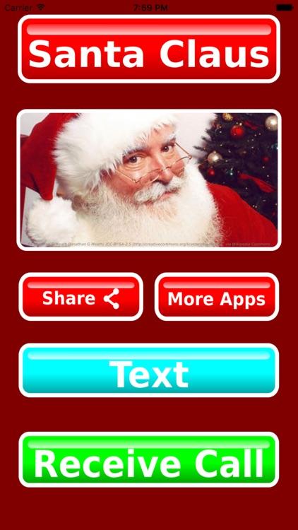 Santa Calls & Texts