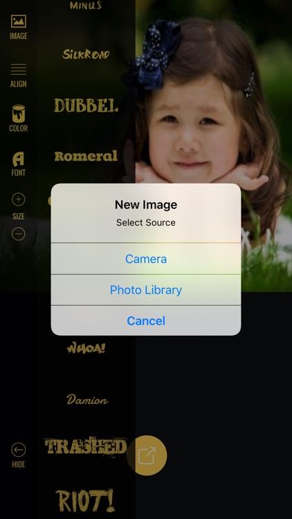 Photo Text Editor screenshot-4