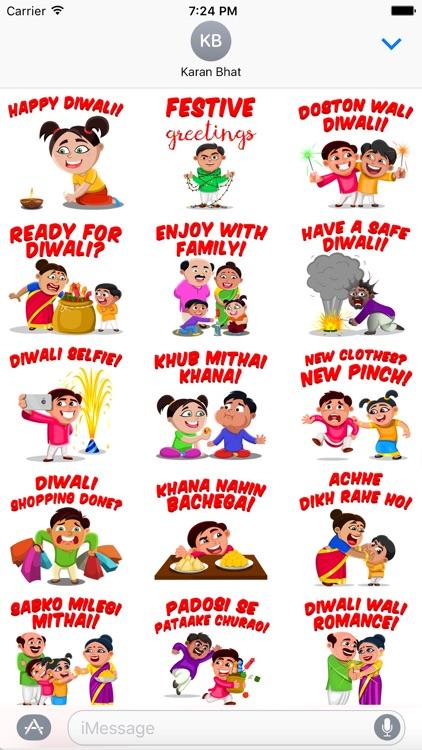 Just Diwali Things