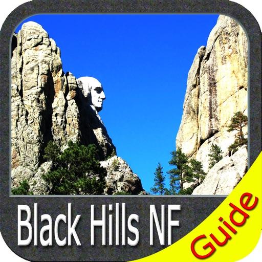Black Hills NF (SD/WY) - GPS Map Navigator