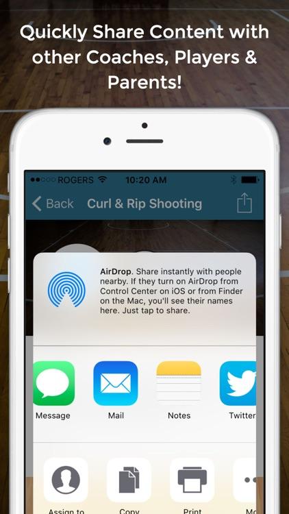Basketball Defense Drills screenshot-3