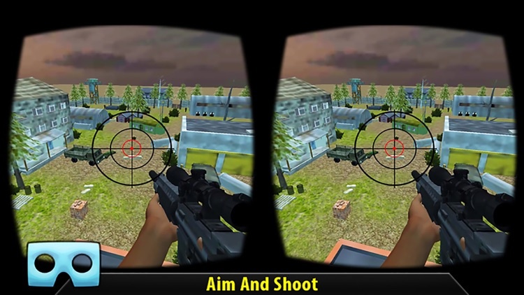 VR Sniper Shooting Game screenshot-3