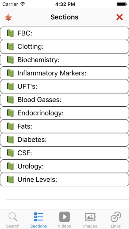 Medical Lab Values