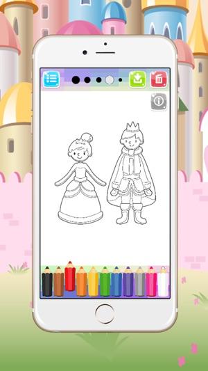 Disegni Da Colorare Giochi Gratis Per Ragazze Fun Su App Store
