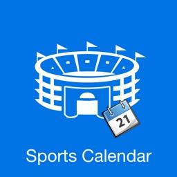 Sports Calendar App
