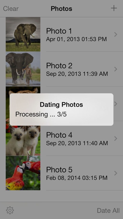 Photo Date & Photo Time Stamp Cam - Add Date & Timestamp to One or All Photos