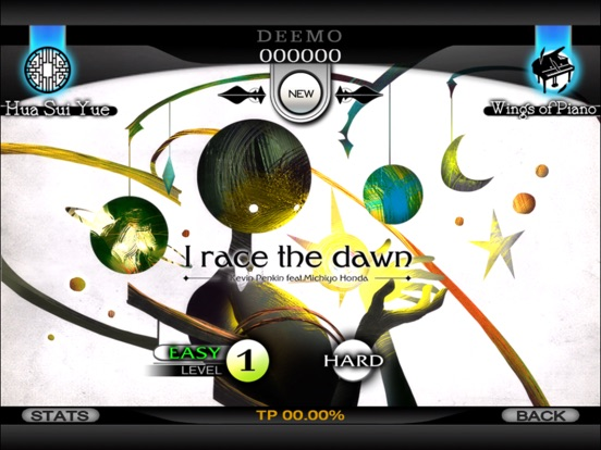 Screenshot #3 for Cytus