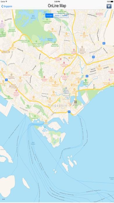 Singapore MRT & LRT Maps by Shailaja bavikadi (iOS, United