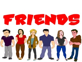 Meet the FRIENDS
