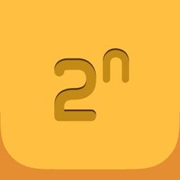 2n - 2048
