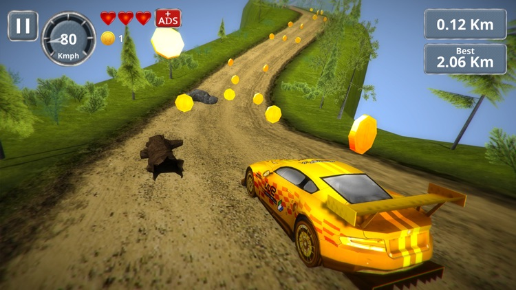Rally Racing 3D screenshot-0