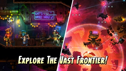 Screenshot #8 for SteamWorld Heist