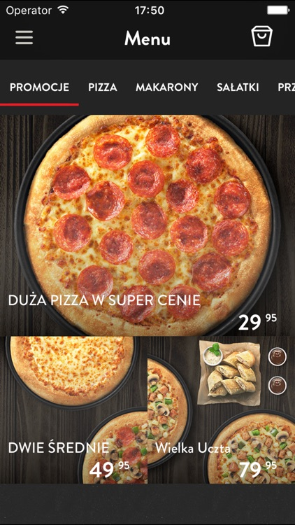 Pizza Hut Polska screenshot-1
