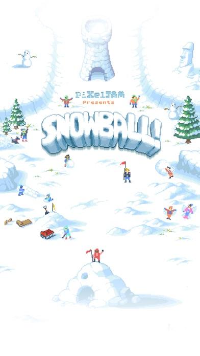 Snowball!! screenshot1
