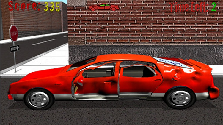 iBash Cars Lite screenshot-3